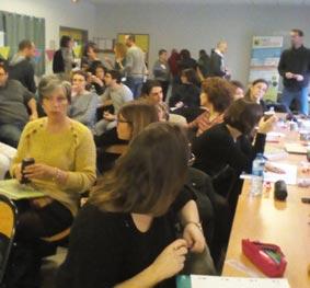 OGA Avignon journée illettrisme 26 novembre 2016 collège jean brunet