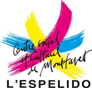 logo centre social et culturel l'espelido