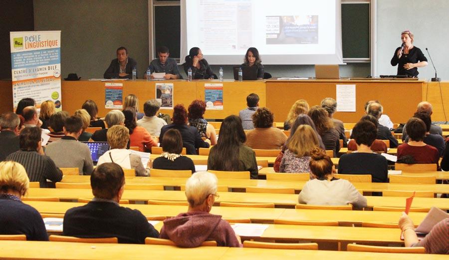OGA Pôle linguistique : parcours de migrants