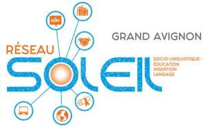 Logo Réseau Soleil Grand Avignon