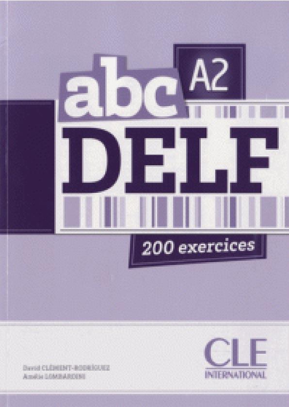 abc DELF A2 couverture