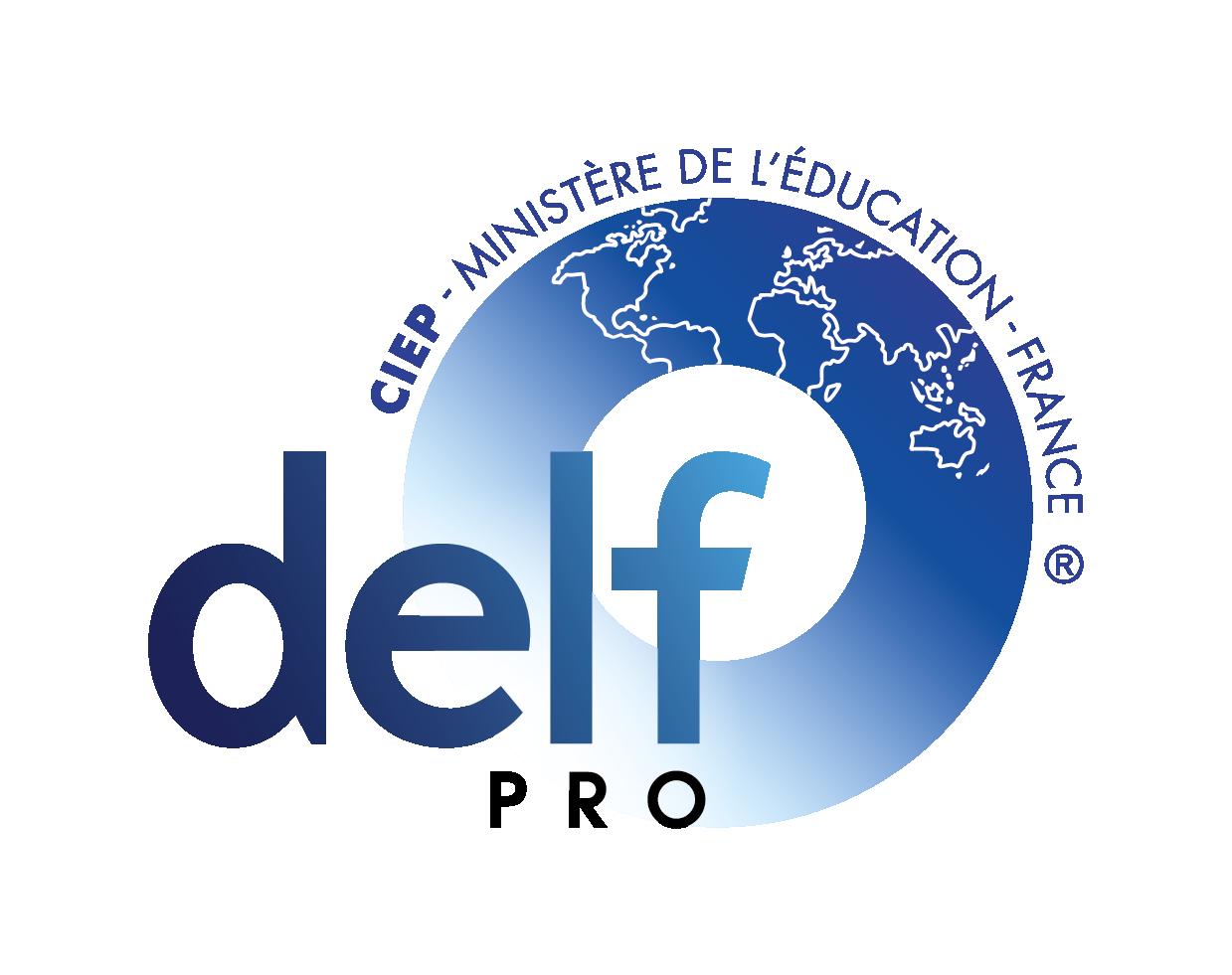 Logo DELF Pro
