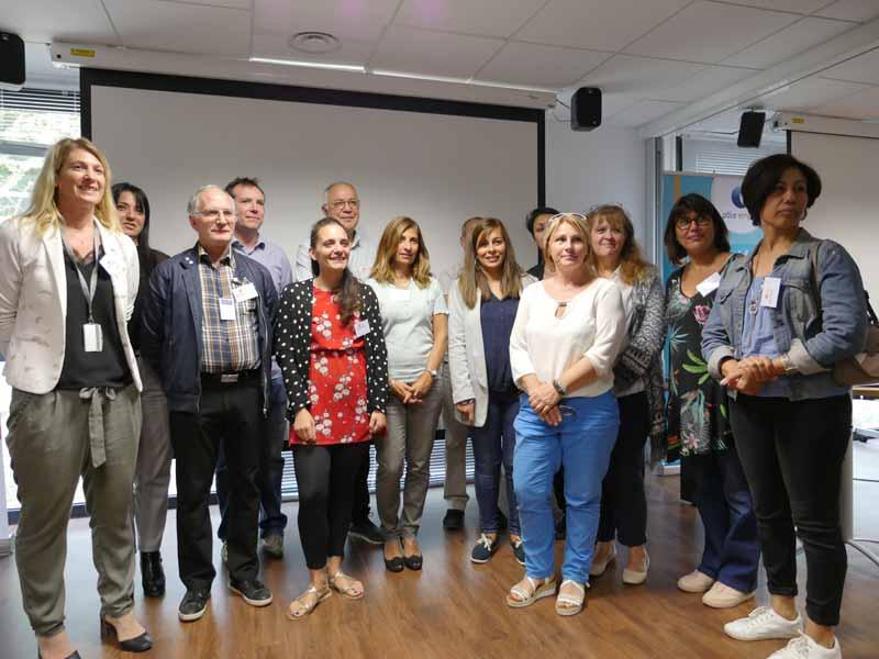 Pole Linguistique Avignon Journée Professionnels Illettrisme 10 septembre 2019